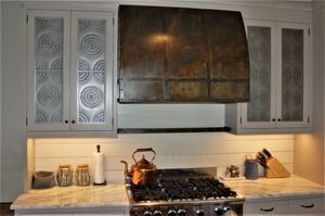 Dark Kitchen hood